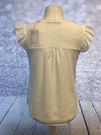 Shirt Esprit NEU 40 in Weiß
