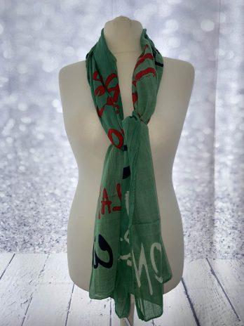 Schal Esprit in Grün