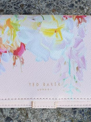 Ted Baker Kartenetui in Rosa NEU