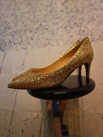 Schuhe Högl 37 1/2 in Gold