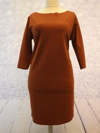 """Kleid Vicolo """"Small"""" in Curry"""