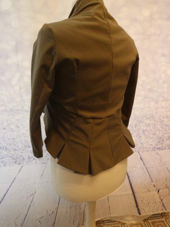 "Blazer Souvenir ""Small"" in Khaki"