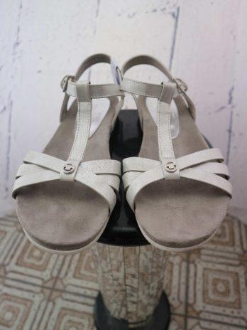 Schuhe Tom Tailor 39 in Silber