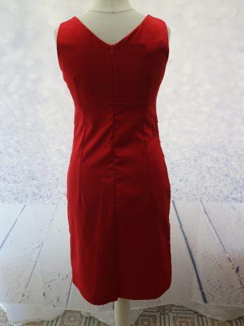 Kleid Vera Fashion 40 in Rot