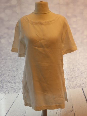 Bluse Strenesse 36 in Creme