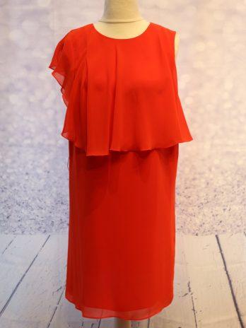 """Kleid Sisley """"Medium"""" in Rot"""
