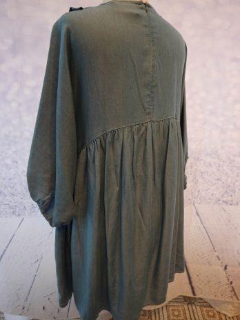 "Kleid EDC ""Over Size"" in Blau"