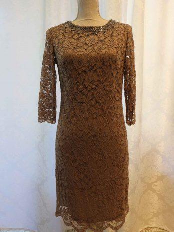 Kleid Jakes 36 in Schlamm