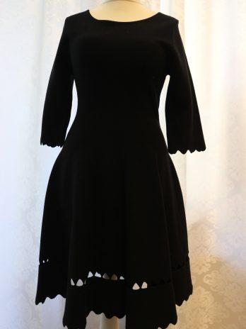 Kleid Lulu Com 36 in Schwarz
