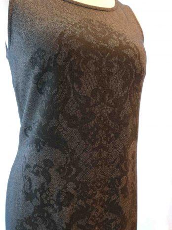 Kleid Tom Tailor 40 in Grau