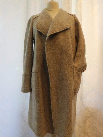 """Mantel Zara """"XL"""" in Grau"""