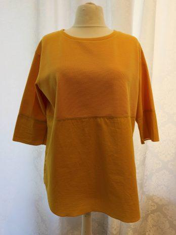 "Shirt Cos ""M"" in Gelb"