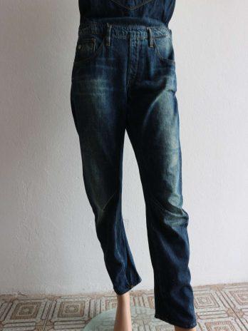 "Jeans Latzhose G-Star ""M"" in Blau"