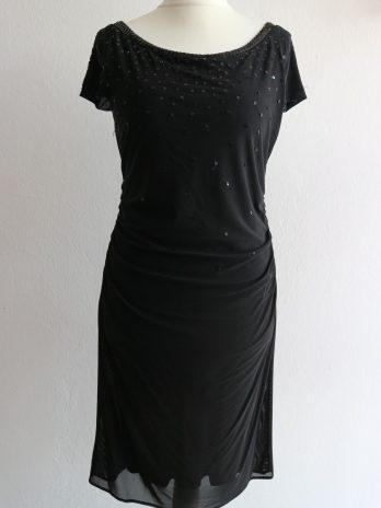 Kleid Zero 42 in Schwarz