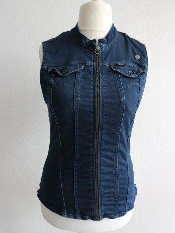 "Jeans Gilet G-Star ""S"" in Blau"