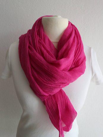 Schal Fraas in Pink