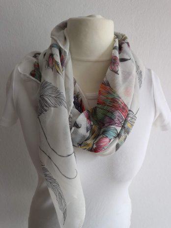 Schal in Floral Jones