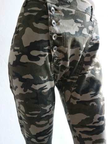 Hose 38|40 in Camoflage