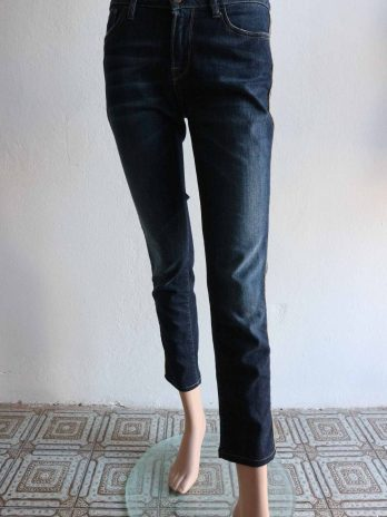 Jeans Hose Maryley 36 in Blau