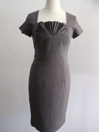Kleid Heine 36 in Grau